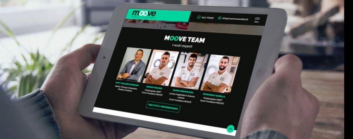 Il progetto MOOVE - Fisioterapia e Personal Training